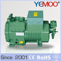 Yemoo 5HP Semi-hermetic piston Bitzer refrigeration compressor motor for cold room/cold storage