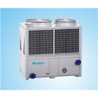 high COP pool heat pump