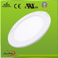 9W round led panel lights supplier, 2700-6500K with high Lumen,small round panel