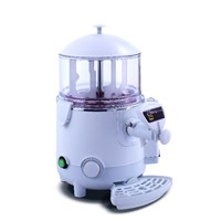 5L commercial hot chocolate dispenser, chocolate drinking machine,CE,ROHS, FOUR STAR