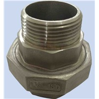 Stainless Steel 304/316 Union M/F