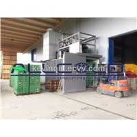 ALLCOLD Large Size Vacuum Cooling Machine For Vegetables/Fruit/Flowers