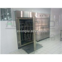 ALLCOLD Cooked Food Vacuum Cooling Machine For Western Restaurant