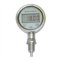 Digital temperature pressure gauge