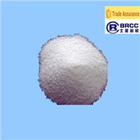 Dry barrier powder material for aluminium electrolytic cell