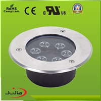 IP65 Waterproof Decorative 6W LED Underground Light