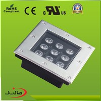 High quality 9w led underground light ip65 with 3 years warranty