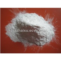 Lapping white aluminum oxide