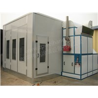 WEIHANG Auto Spray-Baking Booth