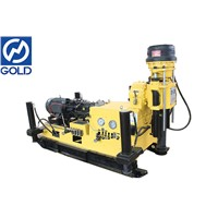 HZ hydraulic high-speed water drilling rig