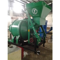 2015 super quality JZCseries portable self loading cement concrete mixer