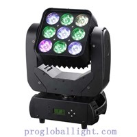 3*3 matrix panel beam moving head