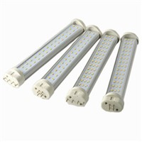 4 Pin 6W 2G11 GY10 Base LED Plug Tube Light