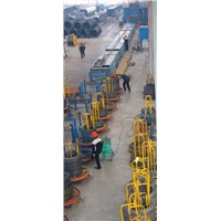 Electro Galvanized Wire Zinc-coating Line