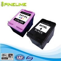Reman ink Cartridge for HP301 printer Ink Cartridge With ISO 9001 STMC certificates