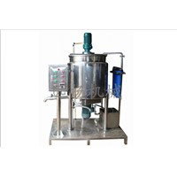 Type A heating emulsifying equipment