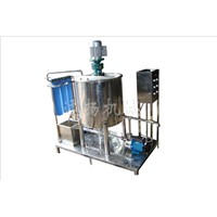 Type B heating shear emulsification equipment