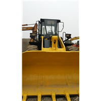 Used komatsu wa380 wheel loader, original from Japan