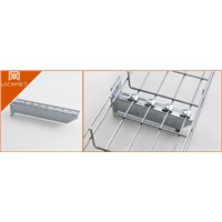 Vichnet wire mesh cable tray Wall mountings