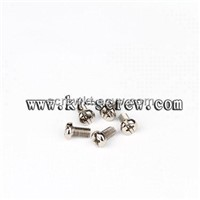stainless steel allen flat head shoulder screw for cleaner