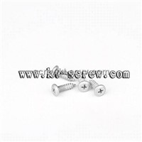 GB standard stainless steel chicago screw for bicycle