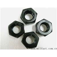 ASTM A563 Structural Nuts