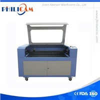 Easy operation 1490 doble heads laser cuting and engraving machine with CE&FDA