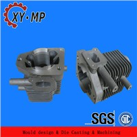 motorcycle engine parts die casting aluminum alloy hardware parts