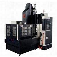 TAI-1510L Gantry Type CNC Vertical Machining Center