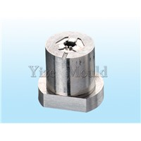 custom precision EDM machining of mold parts