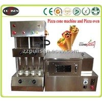 pizza cone machine