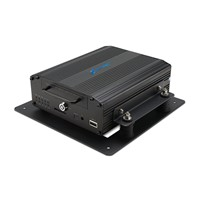 4CH Full D1 HDD Vehicle Mobile DVR, MDVR