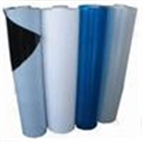 Rubber protective film