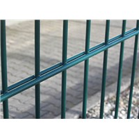 Double Wire Mesh Fence - Galvanized and PVC Coated