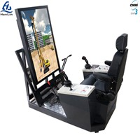 Rotary Drilling Rig Operator Training Simulator