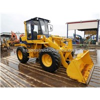 Used Wheel Loader WA100,Used Japanese Mini Wheel Loader