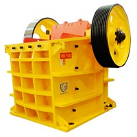 Jaw Crusher# Tiger Cruhser
