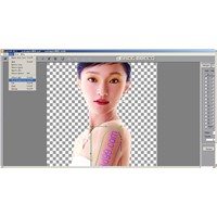 OK3D PSDTO3D101 lenticular software for 3d photo design or CMYK offset print