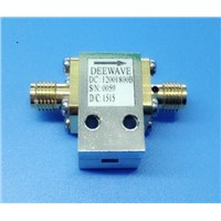 SMA Female Coaxial Isolator, 12-18 GHz