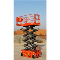 Self-propelled Hydraulic Electric Scissor Lift Platform