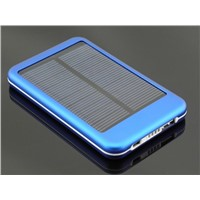 Solar power bank charger 5000mAh easy for your life!