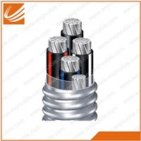 0.6/1KV Aluminum Alloy Conductor XLPE Insulated Power Cable