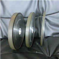 1A1 resin bond CBN grinding wheel for processing HSS