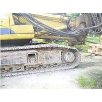 Second hand Foton/Lovol TR180D rotary driling rig used condition FotonTR180D 18t rotary drilling rig