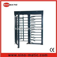 Access Control System Automatic Portable 120 Degree Full Height Barrier