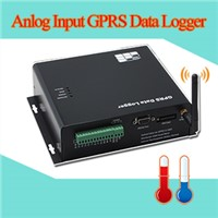 Pulse Counter GPRS Temperature Sensor Data Logger GPRS Meter