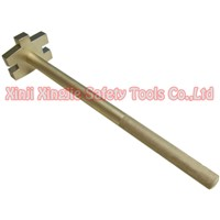 Copper Bung Wrench, Non sparking safety Hand Tools