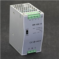 DIN RAIL single output switching power supply 120w