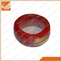 Household wire with PVC (Polyvinyl Chloride) sheathing