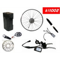 Low Battery Consumption Electric Bike Kits from China